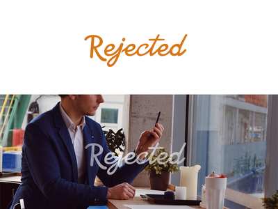 Rejected Article Cover