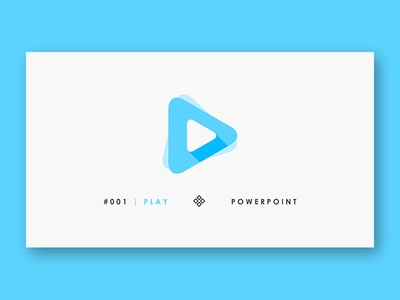 Play Powerpoint Template template start up presentation pptx powerpoint portfolio pitch deck minimal marketing creative corporate business
