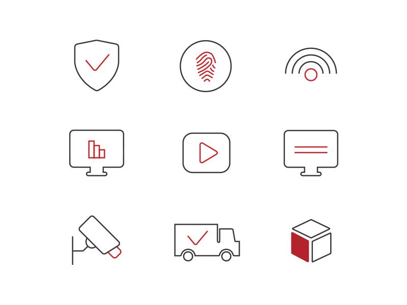 Biosite icons