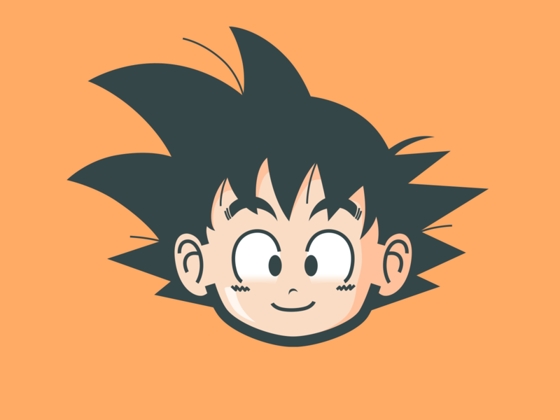 DRAGON BALL-Son Goku kakarotto japan cartoon songoku dragonball