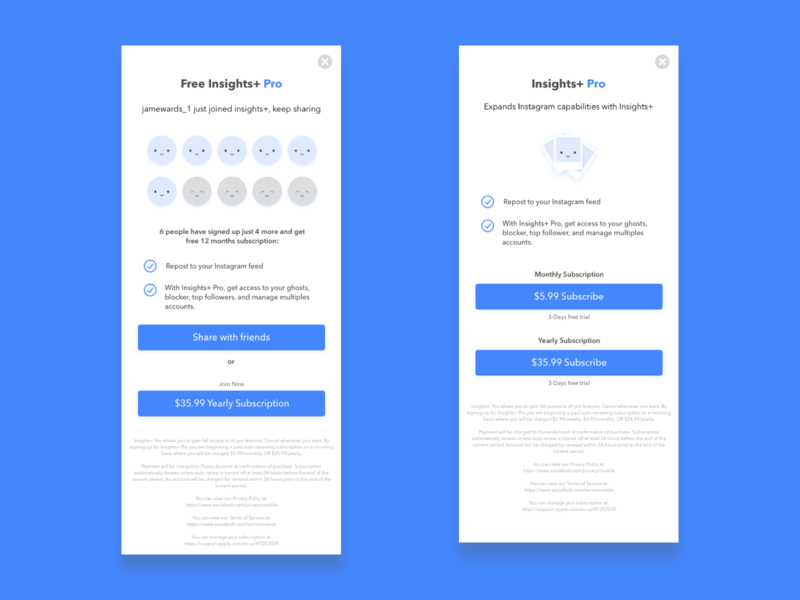 referral screens day7 ui ux app minimal design 100 days ui challenge
