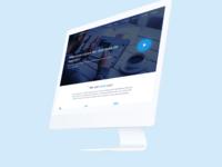 Capiot Website Redesign