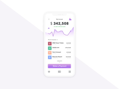 Money App White Edition user interface clean sketching iphone payment app payment graph money design vector illustration ux ui appdesign mobileapp mobile app sketchapp sketch