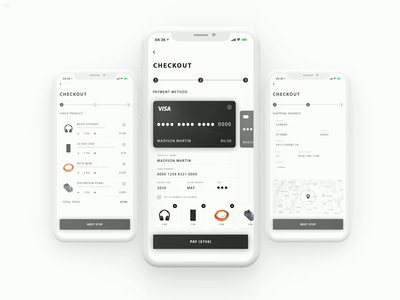 EasyShop (payment process)