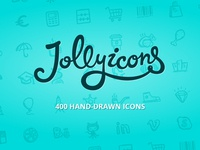 Jolly Icons — ready