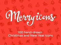 Merry Icons Logo