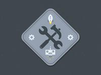 Hatchers Badges — Technology