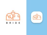 Bride - Wedding planner app logo
