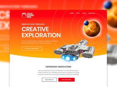 Good Lookin Kids Inc - Homepage
