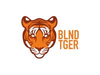 Blnd Tger Logo Concept