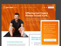 One Tiger Yoga & Pilates