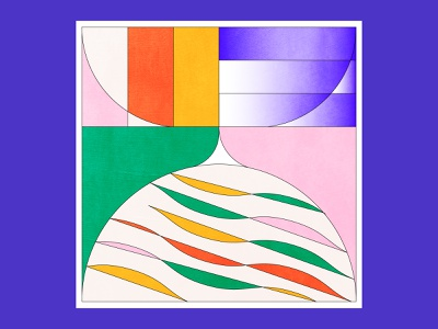 HOURGLASS N2 identity branding hourglass time abstract dynamic color palette pattern minimal illustration