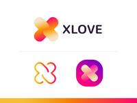 XLOVE logo