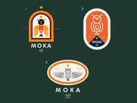 MOKA Logo exploration