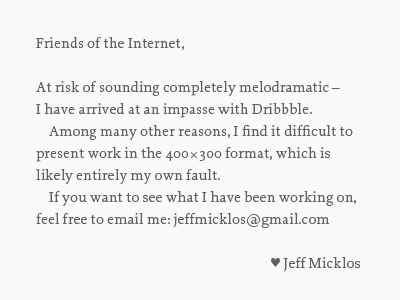 A NOTE! text paragraph type the color gray bembo serif my name is jeff