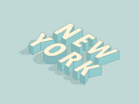 New York Isometric
