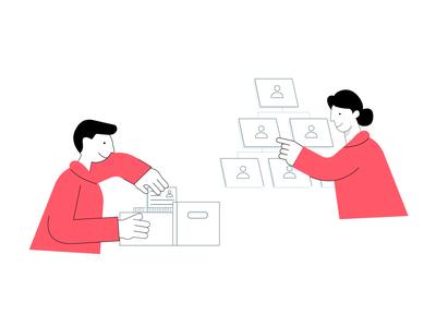 Freshteam  - Employee Org chart and Database