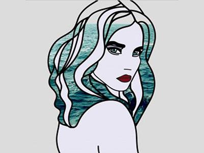 Mermaid mermaid illustration