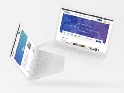 Maileva webdesign ux ui