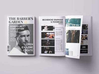 The Barber's Garden