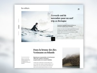Les others - Webmagazine