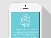Emblem design type_E