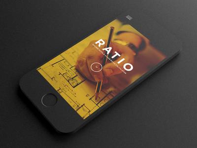 RATIO - Golden ratio & Silver ratio Calculator - design web ratio golden silver calculator flat app