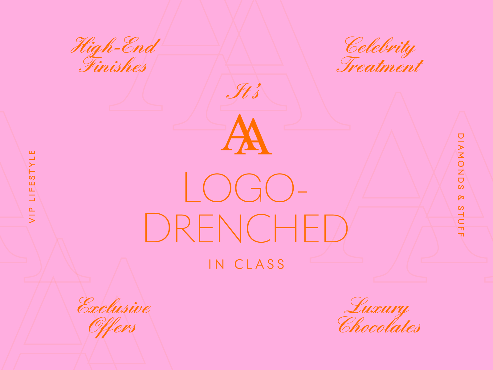 Overtime: A Logo Drenched in Class