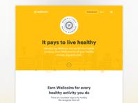 Wellcoin Web