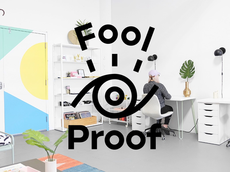 Fool Proof Interior + Brand