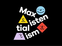 Maxistentialism Logo