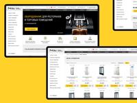 Leda market web