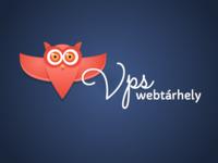 Owl logo for a webhosting service