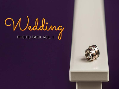 Wedding Photo Pack I. wedding venue texture photos dress ring shoes bride groom decoration tableware website