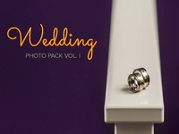 Wedding Photo Pack I.