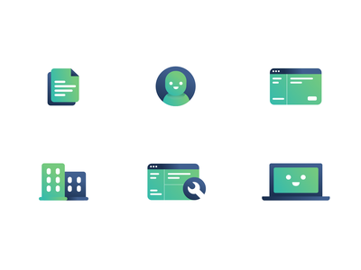 More icons learn resources user laptop gradient sketch illustration subscription r python datascience datacamp help icon