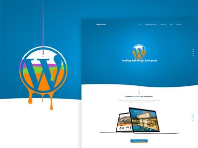 anpsthemes.com concept wordpress theme developing design web anpsthemes