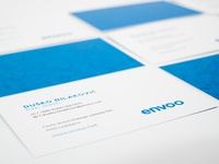 Envoo Business Cards