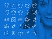 25 FREE Vector Icons for Dental Niche