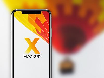 iPhone X FREE PSD Mockup wordpress psd mockup iphone x anpsthemes