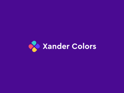 Xander Colors Logo