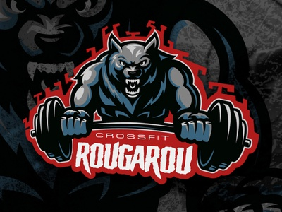 Rougarou by BRULLIKK