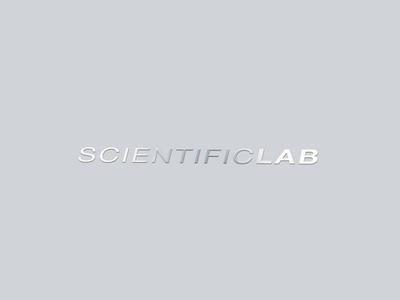 ScientificLab, a new generation products.