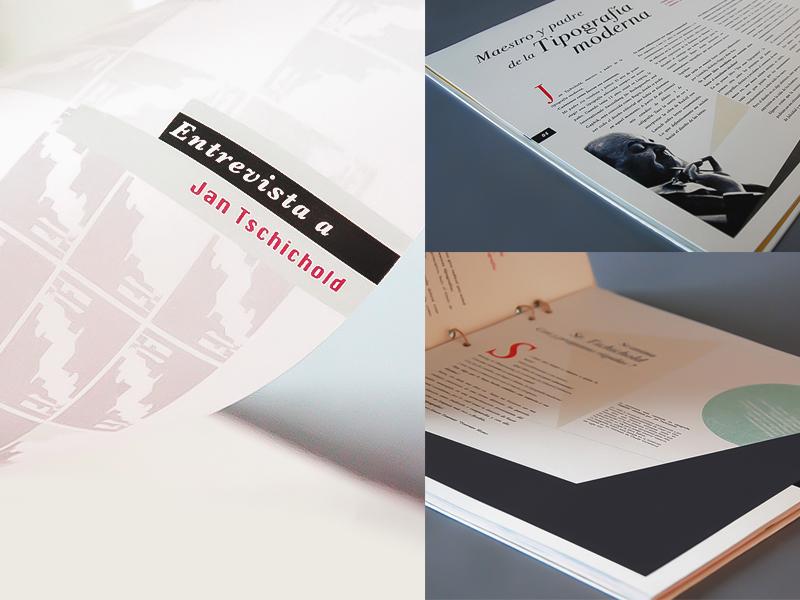 Kunst Tijdschrift type print play sketch love design art graphic design
