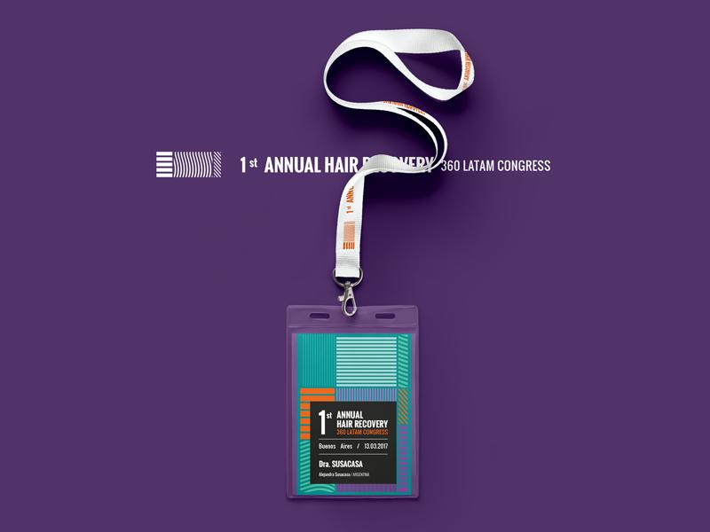 1st Annual HR 360 Latam Congress style congress event vectors branding graphic design design