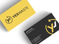 Yes Waste Branding Design