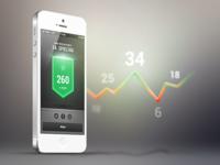 Matchday Points - COBE User Interface Design München