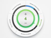 Mood Balancer - User Interface Design COBE