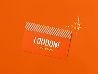LONDON! Souvenir Store. store design gift wrapping paper souvenir city london eye map adobe illustration london