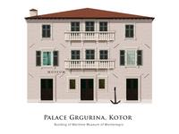 Palace Grgurina - Kotor